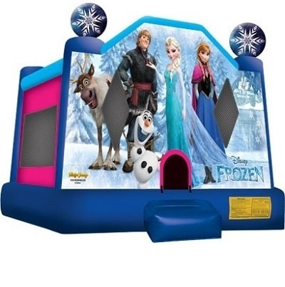 Disney's Frozen Bounce House Rentals