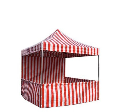 Carnival Booth Tent