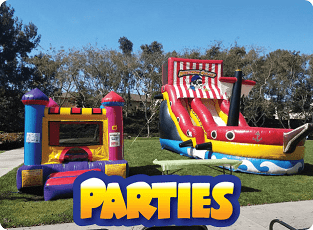 San Diego Birthday Party Ideas