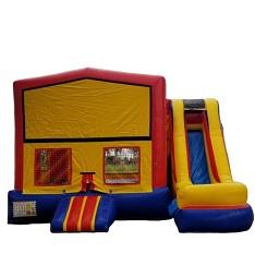 Classic Slide Bounce House Rentals