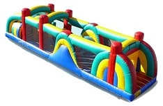 Classic Obstacle Course Rentals