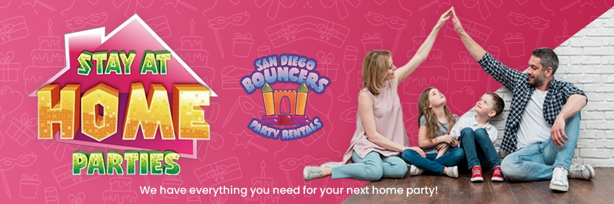 san diego bounce house hire